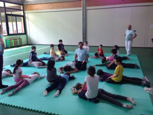 shiatsu nelle scuole