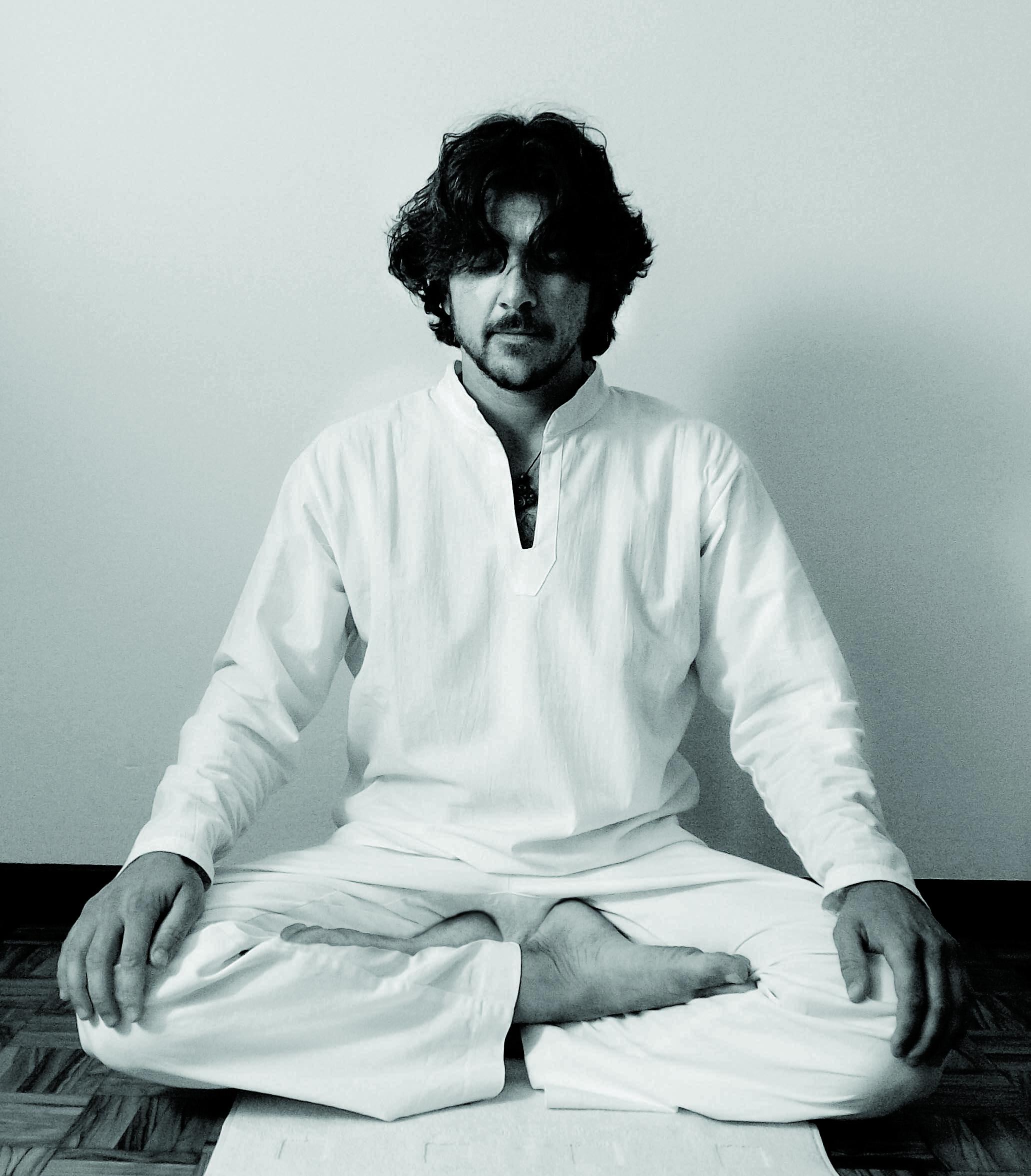 meditazione - crescita personale - posizione del loto